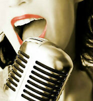 Want To Sing? / Voice Coach / Whyte Avenue