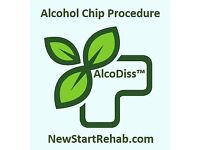 FREE Alcohol Chip Treatment - New to the UK.