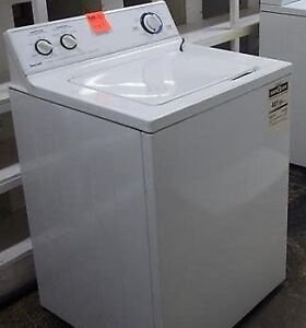 GE/Beaumark Washer and Dryer, White, Very clean, Works Great