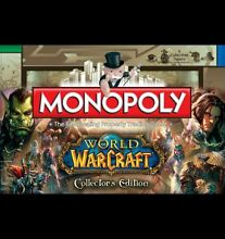 Monopoly - World of Warcraft - Collectors Edition Maleny Caloundra Area Preview