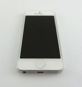 Apple iPhone 5 (16GB, White, Unlocked)