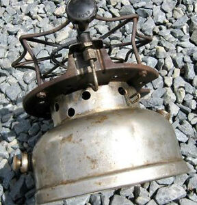 COLEMAN ANTIQUE SINGLE BURNER STOVE A39 IN WORKING CONDITION