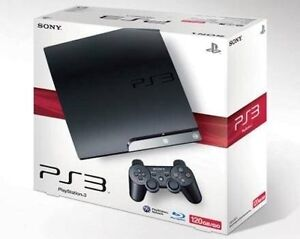 Looking For A PS3 Box