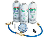Home Air Conditioner Coolant Replacement and Retrofit Kit