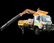 2011 Hino GT 1322 4x4 Crane Truck Hamilton Hill Cockburn Area Preview