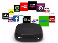 Brand New Now TV box