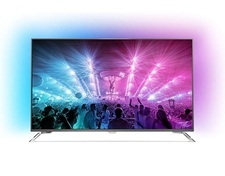 Philips 55PUS7101 Ultra HD 4K LED Fernseher Ambilight Android TV 2000 Hz WLAN