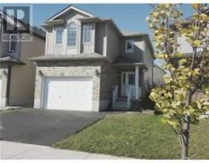 Home in Kitchener! Ideally located at University & Ira Needles!