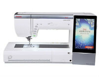 Janome 15000   SAVE $3000 ONE TIME DEAL
