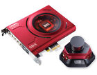Internal Sound Cards with PCI Express