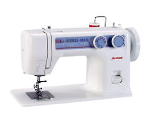 Janome New Home Sewing Machine 712T New in box