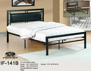 Brand New double bed at $229 plus tax!!