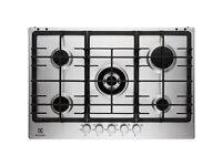 BRAND NEW - Electrolux EGG7353NOX 5 Burner Gas Hob in Stainless steel - BARGAIN PRICE @ £170