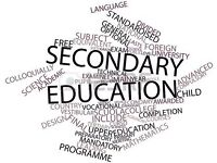 Secondary Tutors of all subject and Levels Required - Part time