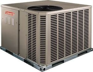 Brand New Coleman Gas/Electric Air Conditioner,Three-Phase 4 Ton