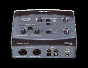 Audio/MIDI Interface usb