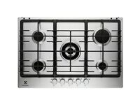 NEW - Electrolux EGG7353NOX 5 Burner Gas Hob in Stainless steel - BARGAIN PRICE @ £150