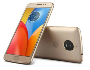 Brand New Moto E4 (Gold)+ Unlocked + Accessories + Free Drop Off