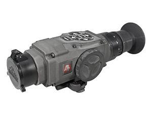 FLIR ThOR 320 1X (30Hz) Digital Thermal Weapon Sight Rifle Scope 320x240 19MM