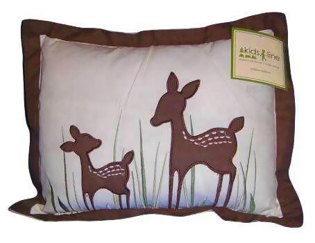 Kids Line Organic Willow Throw Pillow