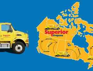 Propane Delivery Driver - Brooks, AB
