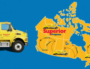 Propane Delivery Driver (Seasonal) - Surrey, BC