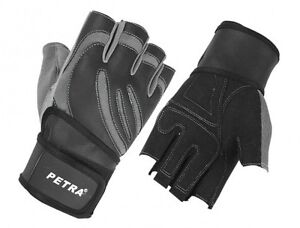 Petra Weightlifting Straps + Petra Weightlifting Gloves NEW