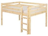 Mid-High Sleeper/Single Bed