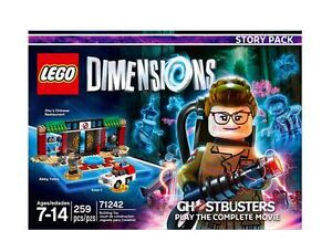 Lego Dimensions Ghostbusters Story Pack (New and Sealed)