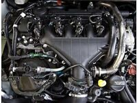 SUPPLIED AND FITTED PEUGEOT PARTNER DIESEL ENGINE