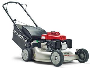 Tondeuse Honda HRR216PKC