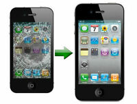 Professional store iPhone 4G/4S screen repair with free case