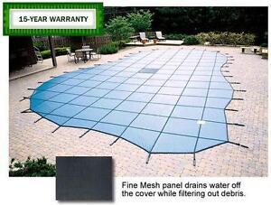 Inground Pool Cover Ebay