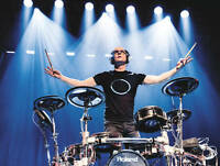 Join Long & McQuade for FREE Drum Clinic with Michael Schack