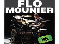 Join Long & McQuade for a FREE Drum Clinic with Flo Mounier!