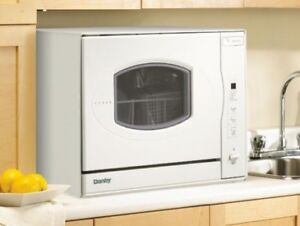 COUNTERTOP Stainless Steel DISHWASHER