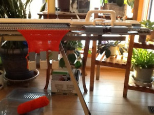Brother knitting machine for sale