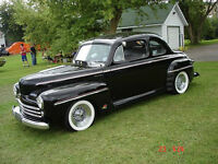 1947 Ford Deluxe Street Rod..Trades Considered