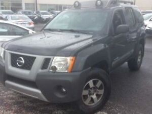 Xterra OFF ROAD-V6-AWD-BLEUTOOTH-