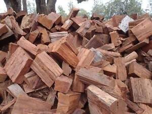 Firewood 100% Seasoned Split Dry Jarrah Mundaring Mundaring Area Preview