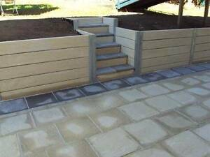 Retaining Walls - sleepers or blocks - ALL Adelaide #FREE QUOTES Marion Marion Area Preview