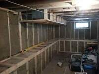 I am SEEKING employment in the home renovation field