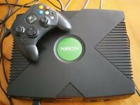 Original Xbox with over 10500 games