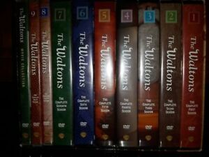 The Waltons Complete Series Collection DVD