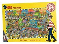 Where's Wally Wild Wild West Puzzle