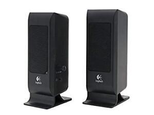 Logitech Speaker black for PC