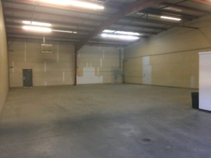 Looking for shop space