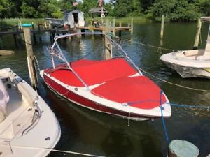 Regal 1900 Bow Rider with wake board tower 2008 Model