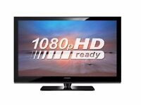SAMSUNG WIDESCREEN FREE VIEW 1080P FULL HD 3X HDMI USB WISE LINK ETC