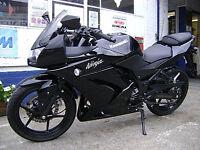 2011 Kawasaki Ninja EX 250 KAF £2795.00